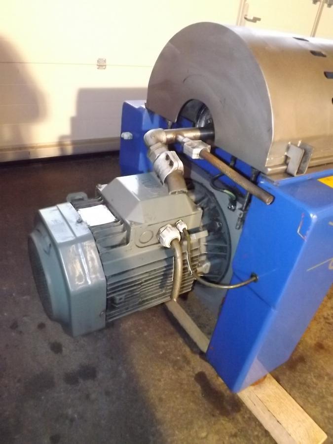 Alfa-Laval ALDEC 30 decanter centrifuge, 316SS.
