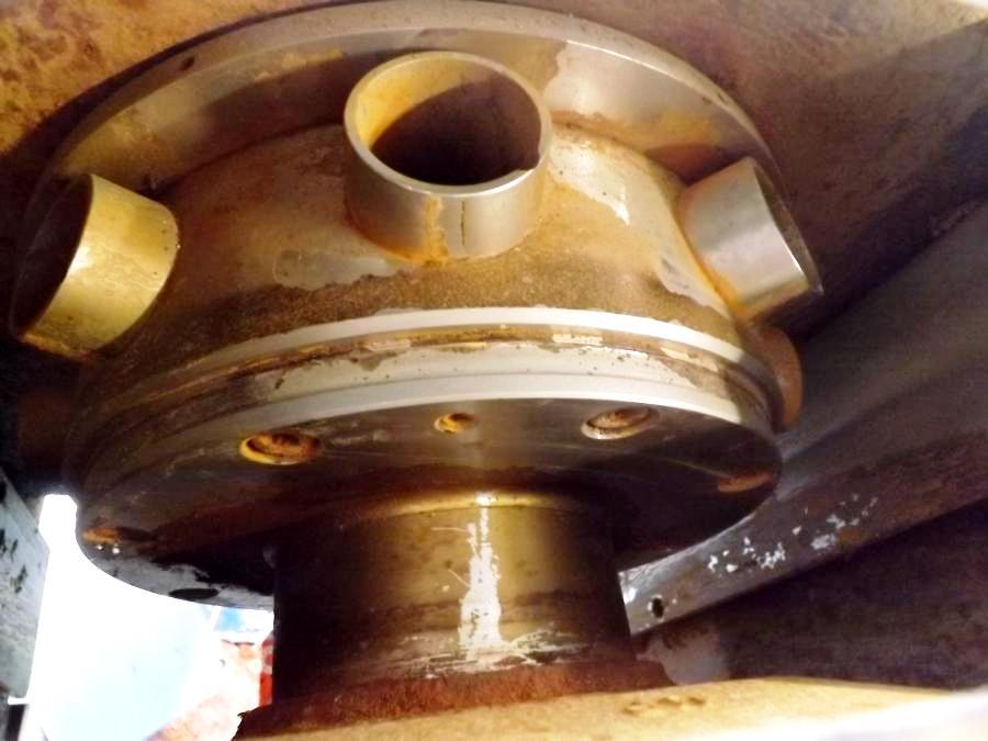 Alfa-Laval AVNX 720B-31G decanter centrifuge, 316SS.