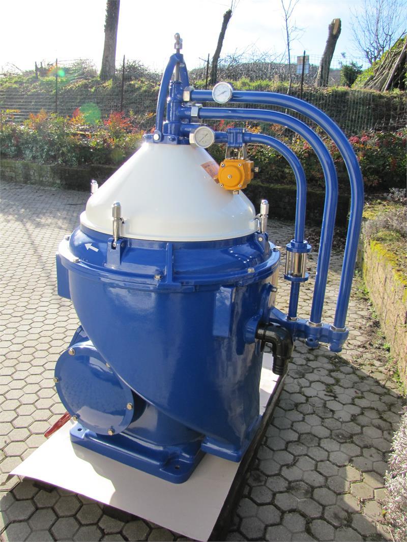 Alfa-Laval FOPX 609 TFD-24-60 oil purifier, 316SS.