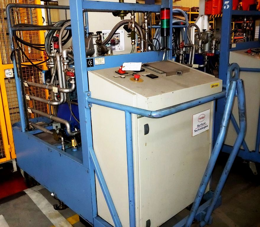Alfa-Laval WSPX 403 TGP-61G purifier/concentrator, 316SS.