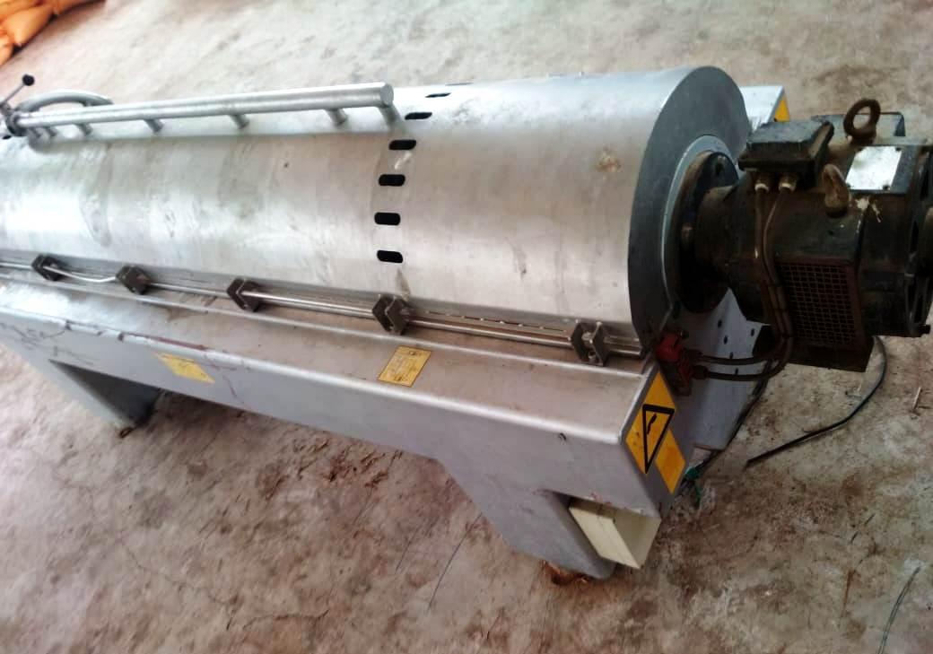 Alfa-Laval FOODEC 219 sanitary decanter centrifuge, 316SS.