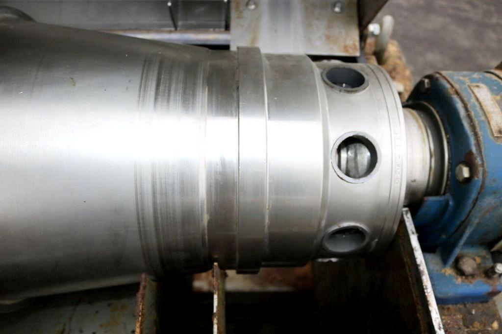 Alfa-Laval PONX 414B-31G decanter centrifuge, 316SS.