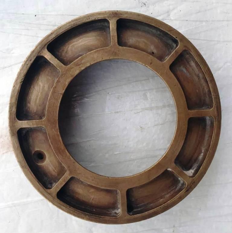 Alfa-Laval FOPX 605 TFD-24-60 oil purifier, SS bowl.