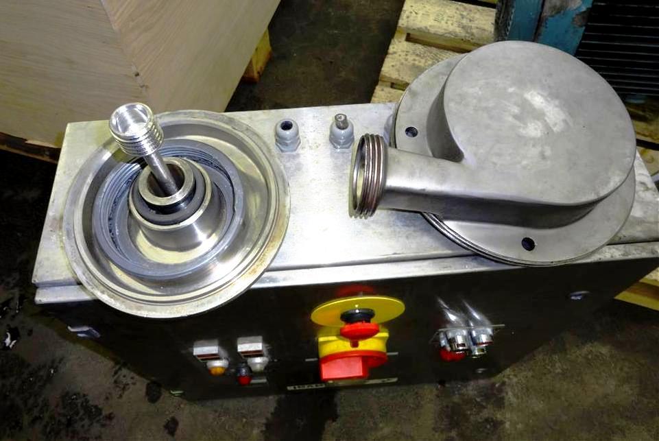 Alfa-Laval BRPX 214 HGV-34-12-50 clarifier, 316SS.