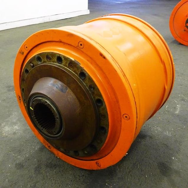 (3) Sharples P180 47:1 planetary gearboxes.