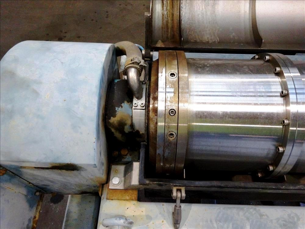 Alfa-Laval NX 418S-31G tricanter centrifuge, 316SS.