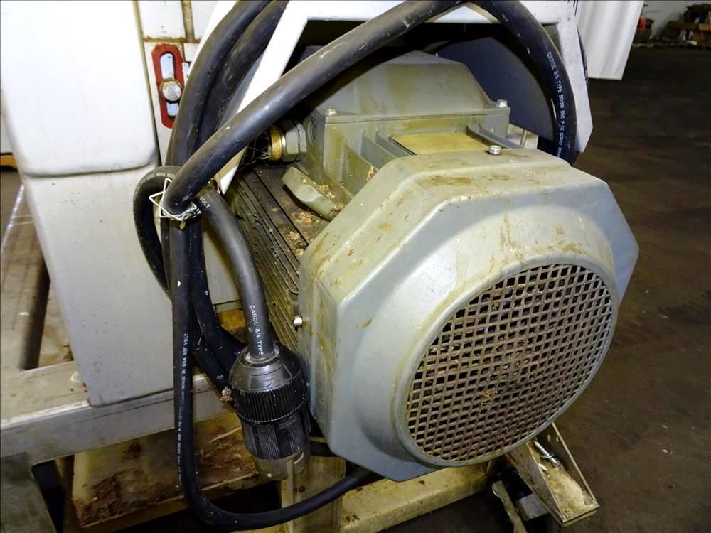 Alfa-Laval FOODEC 209 sanitary decanter centrifuge, 316SS.