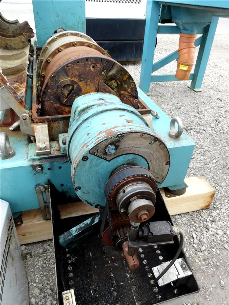 Alfa-Laval AVNX 416B-31G decanter centrifuge, 316SS.