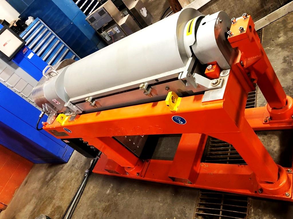 (3) Swaco CD 250 oilfield decanter centrifuges, 316SS.