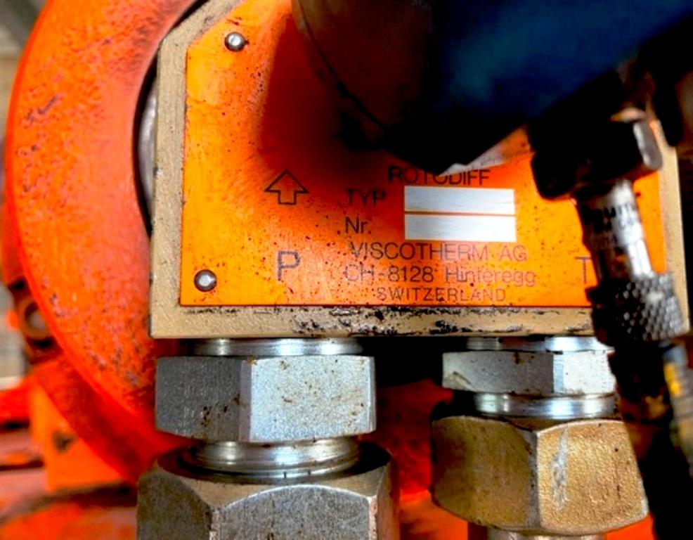 (2) Humboldt S 3-01 solid bowl decanter centrifuges, 316SS.