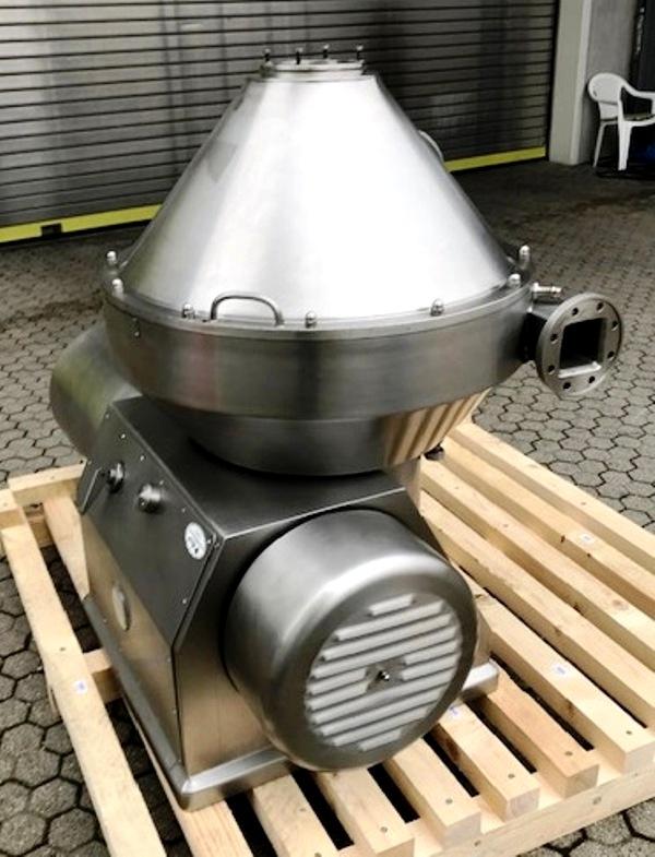 Alfa-Laval MRPX 410 TGD-74 milk separator, 316SS.