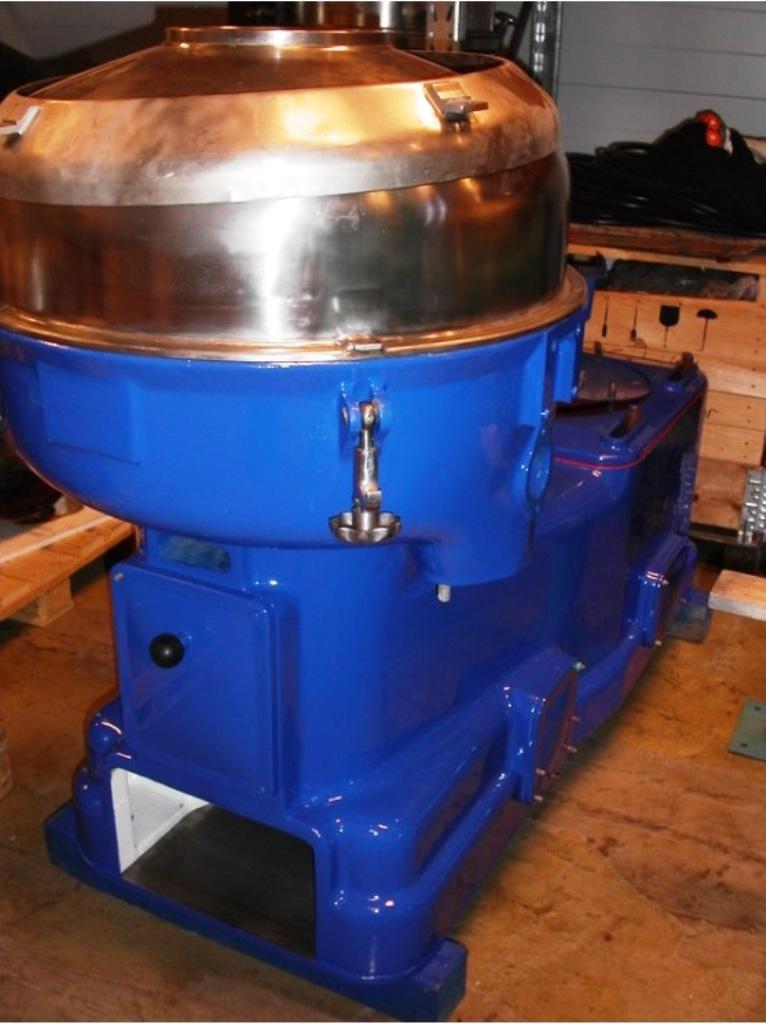 Alfa-Laval TX 212S-31C nozzle centrifuge, 316SS.