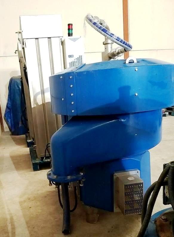 (2) Pieralisi Saturno olive oil separators, 316SS.