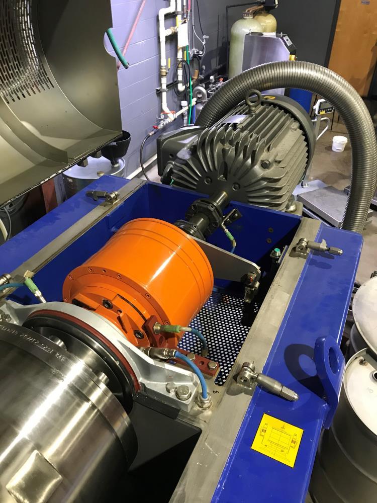 Alfa-Laval LYNX 300 Drilling Mud decanter, 316SS.