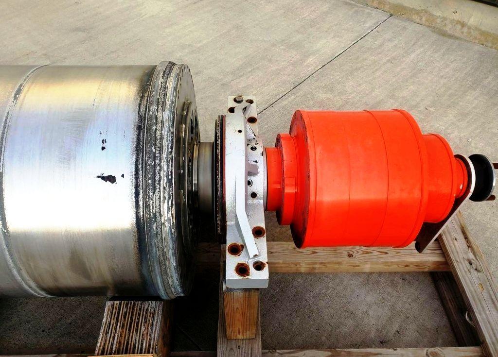 Alfa-Laval ALDEC G2-115 rotating assembly, Duplex/316SS.
