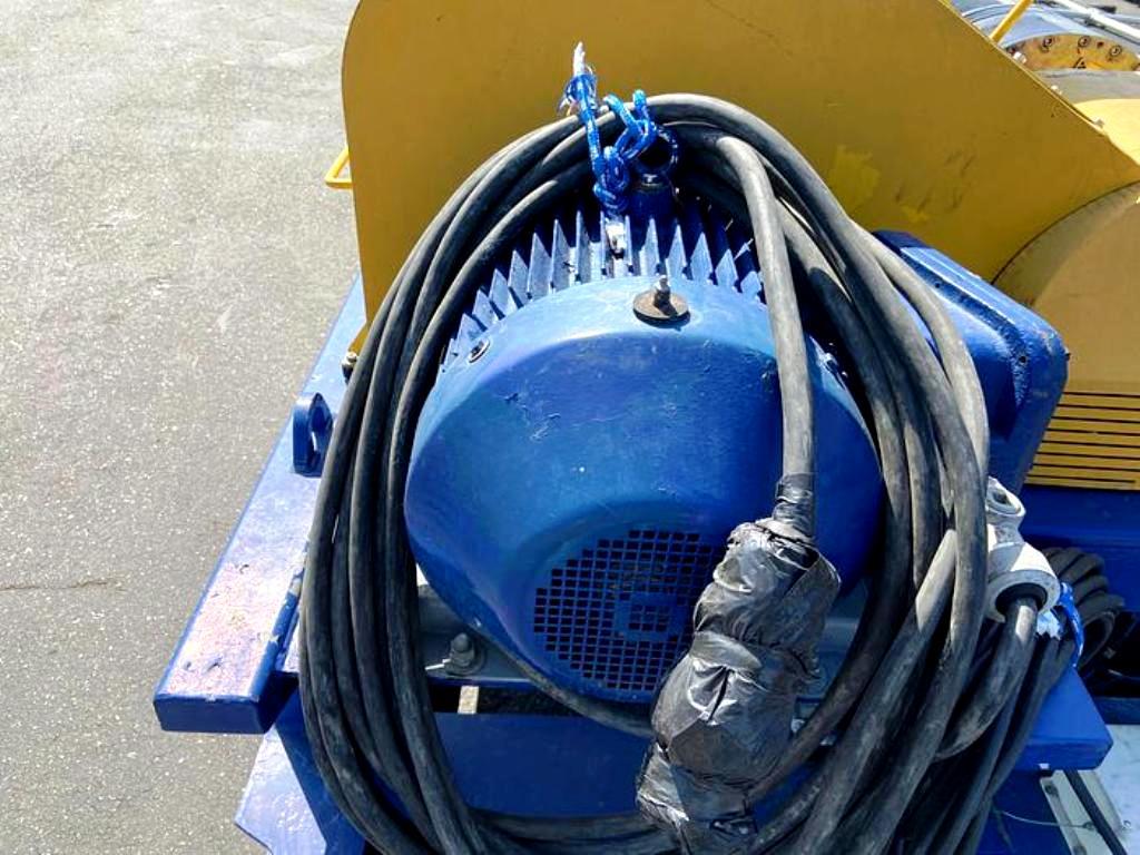 (2) Centrisys CS18-3 VFD decanter centrifuges, 316SS.
