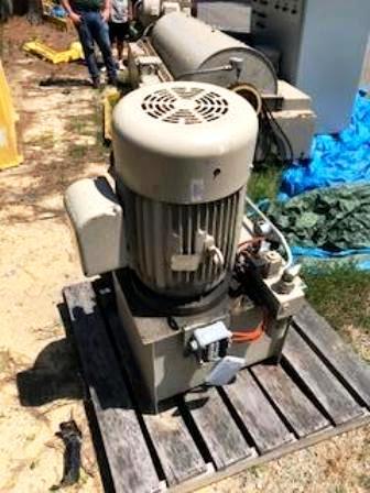 (2) Bird/Humboldt CP 3054 decanter centrifuges, 316SS.