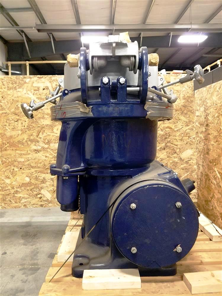 Alfa-Laval MAPX 207 SGT-24-60 oil purifier, SS.