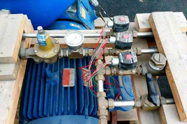 Alfa-Laval MAPX 313 TGT-24-60 oil purifier, 316SS.