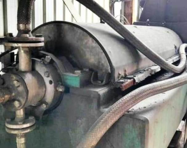 (2) Westfalia OFC 405-01-35 decanter centrifuges, 316SS.