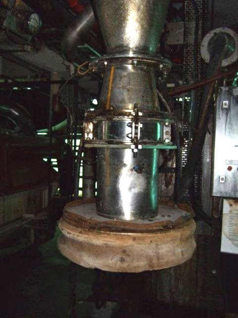 "(2) Broadbent 59 x 21"" perforate basket centrifuges, 316SS."
