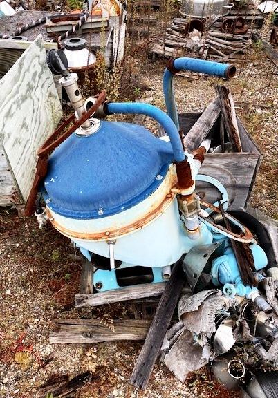 (2) Veronesi BSGEB 370 lube oil purifiers, SS.
