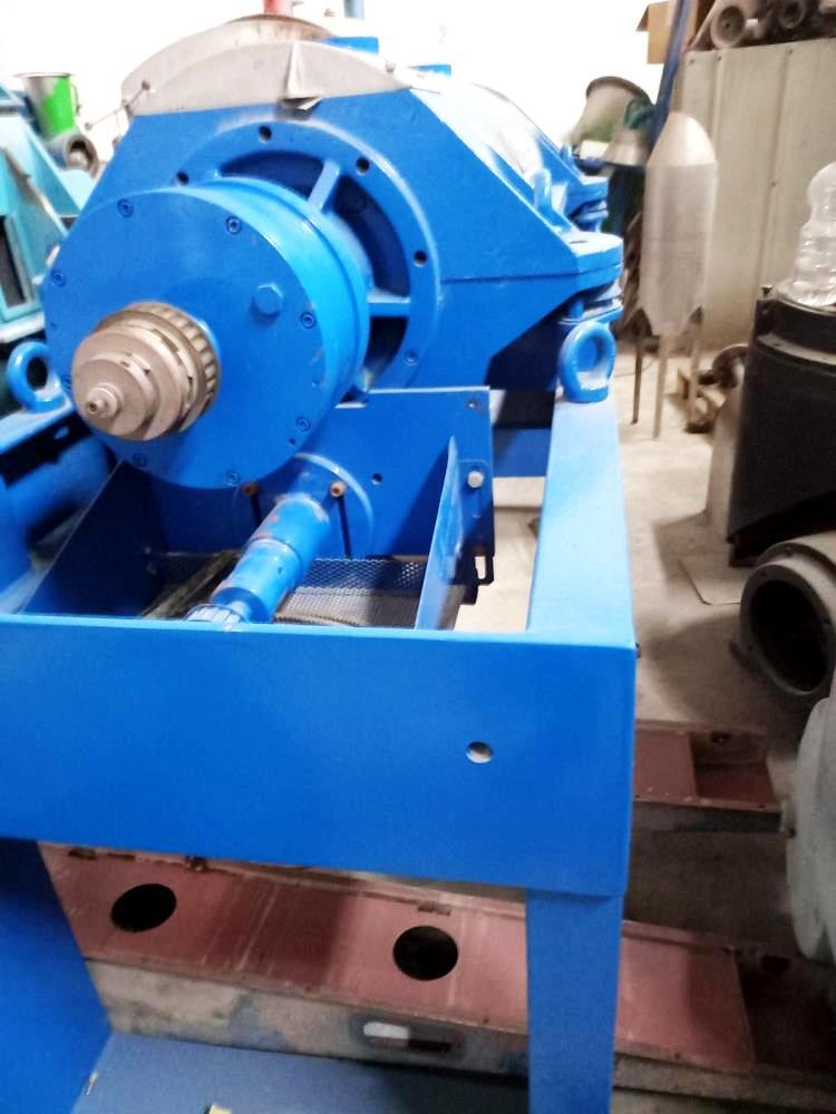 Alfa-Laval UVNX 716B-11G tricanter centrifuge, 316SS.