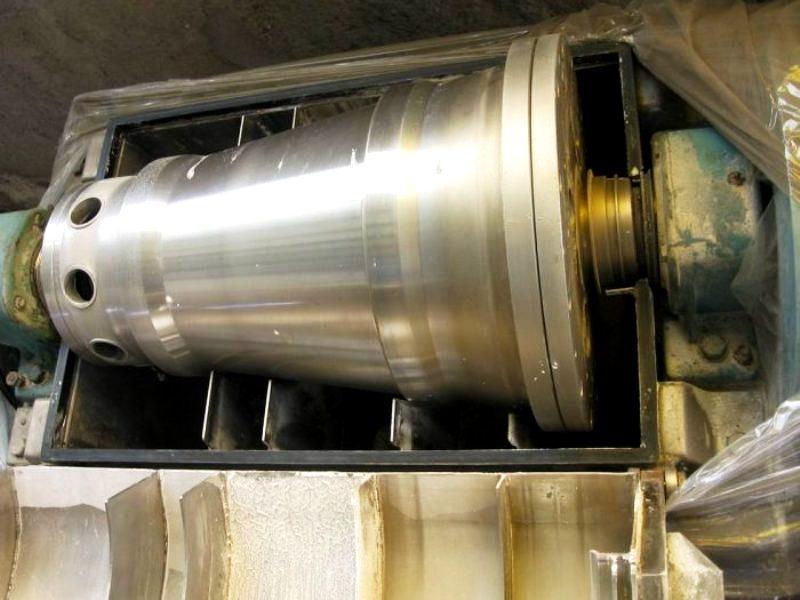 Alfa-Laval NX 310B-31G decanter centrifuge, 316SS