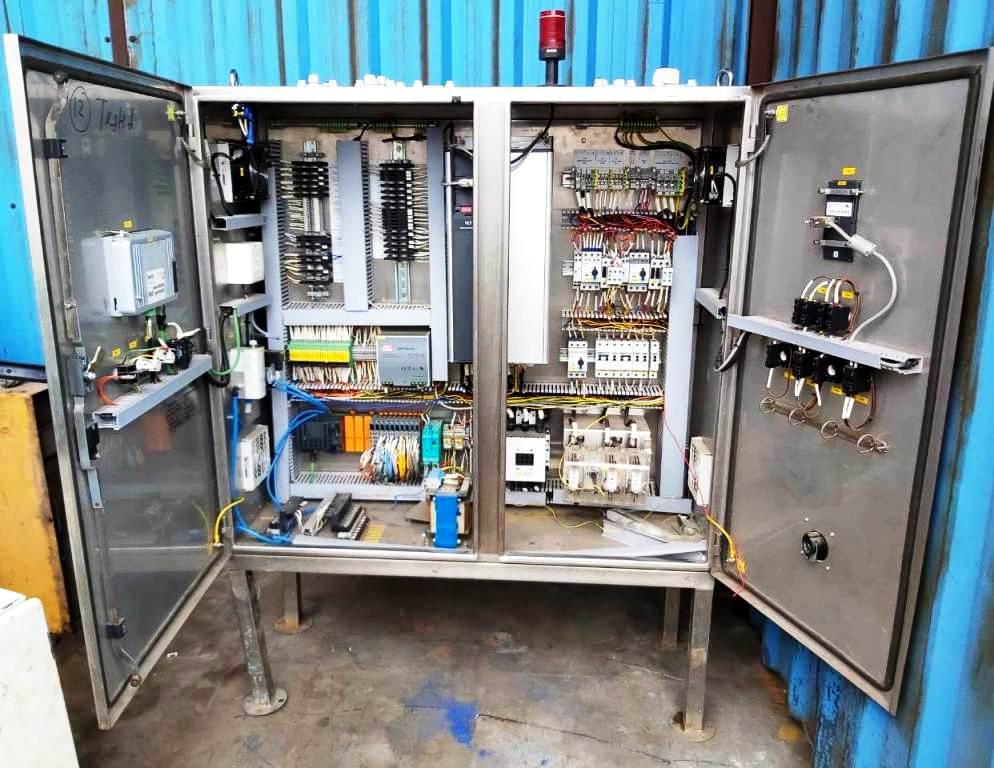 Alfa-Laval AFPX 810 XGV-74CG fat separator, 316SS.
