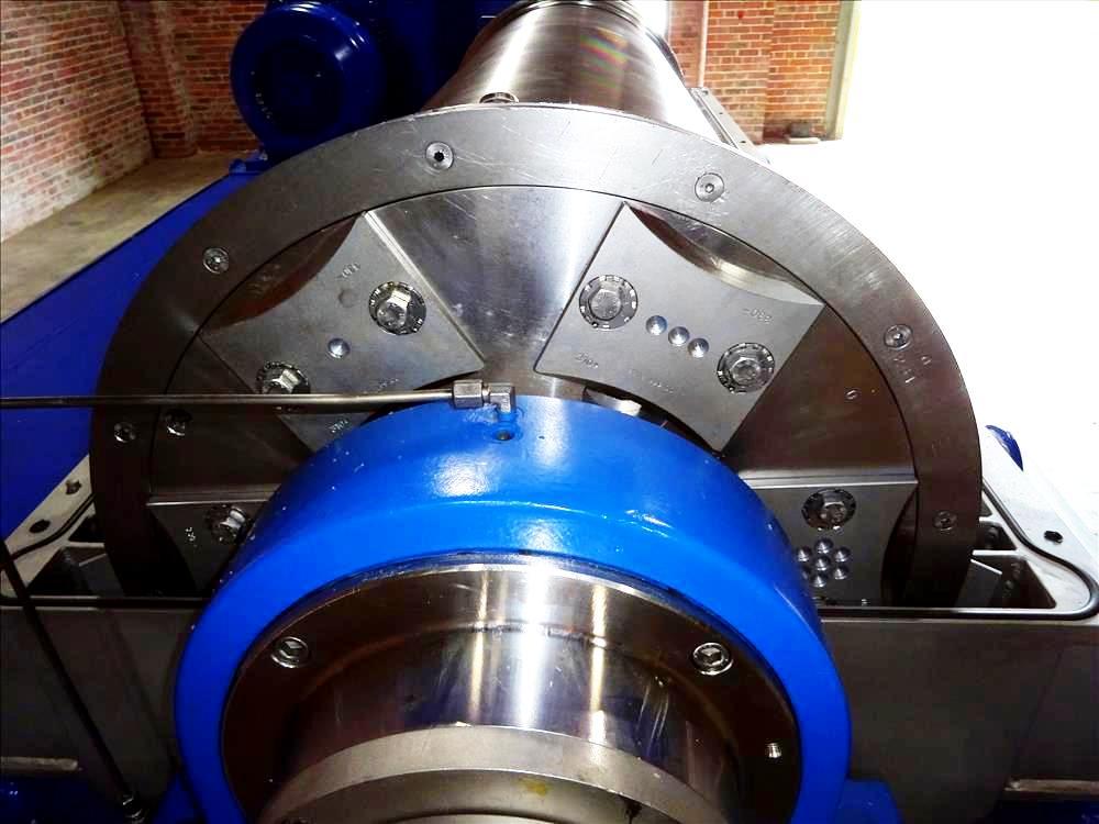 (3) Flottweg Z53-4/464 tricanter centrifuges, 316SS.