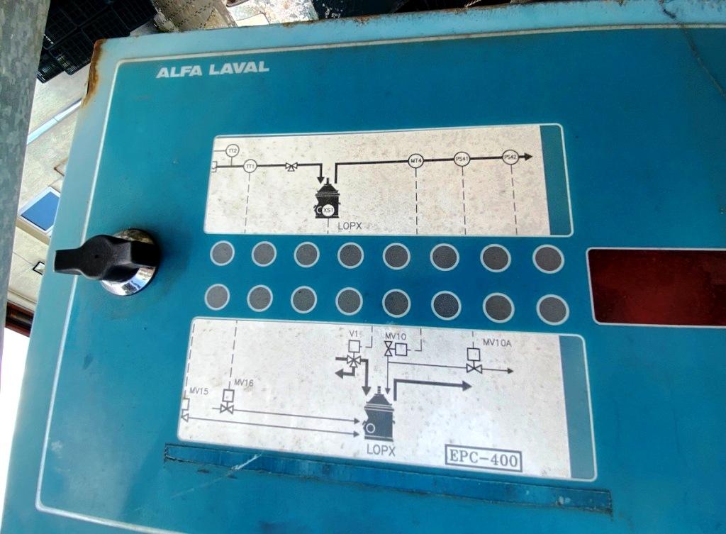 Alfa-Laval LOPX 707 SFD-34-60 clarifier, SS.