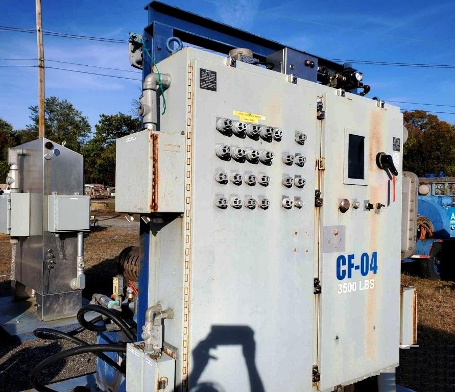 Alfa-Laval SONX 934B-31G XP decanter centrifuge, 316SS.