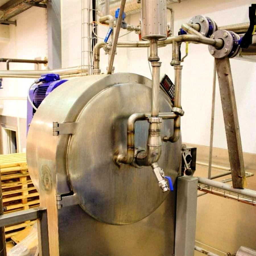 Alfa-Laval GL-600 centrifugal extractor, SS.