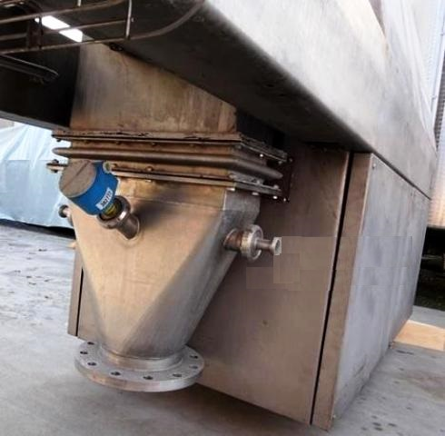 (3) Alfa-Laval BTNX 3560B-31 sanitary decanters, 316SS.