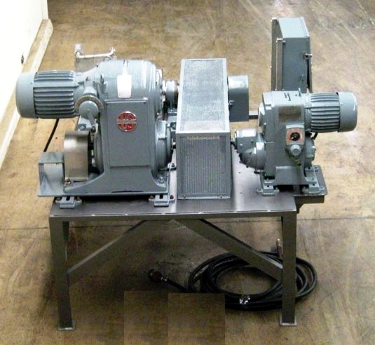 Alfa-Laval NX 207-31S sanitary decanter centrifuge, 316SS.